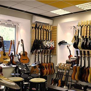 Музыкальные магазины Черусти