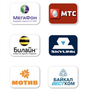 Операторы сотовой связи Черусти