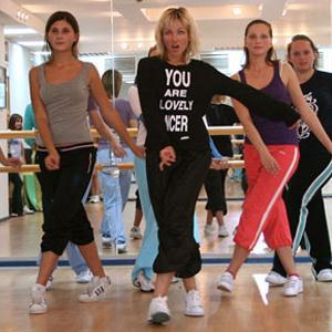 Школы танцев Черусти