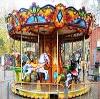 Парки культуры и отдыха в Черусти