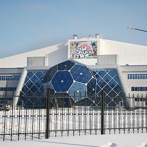 Спортивные комплексы Черусти