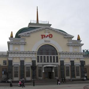 Железнодорожные вокзалы Черусти